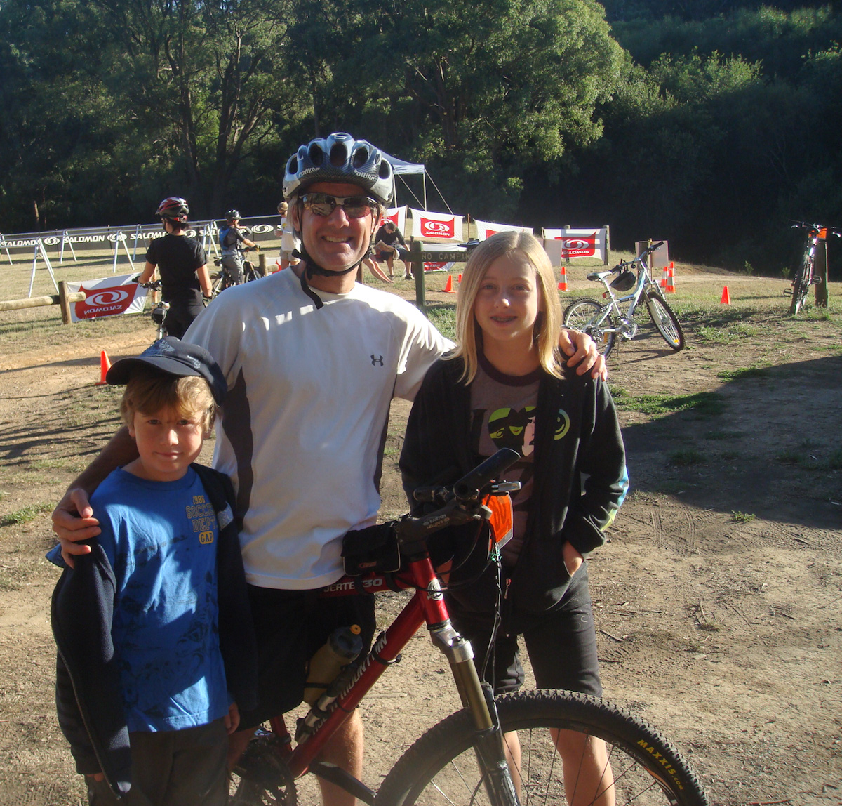 Tri It All at the Daylesford Dirt Fest